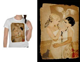 nº 35 pour T-shirt Design for Quirky, Womens fashion Brand par satgraphic
