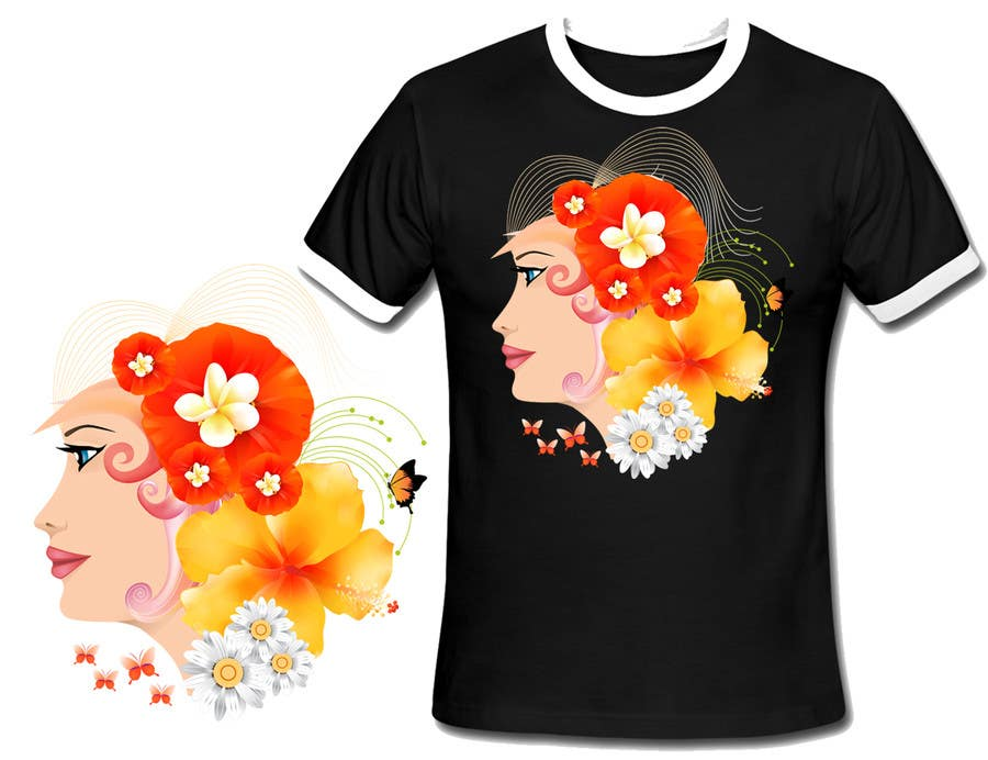 Konkurrenceindlæg #58 for T-shirt Design for Quirky, Womens fashion Brand