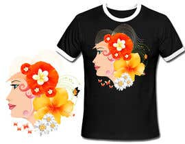 nº 58 pour T-shirt Design for Quirky, Womens fashion Brand par venug381