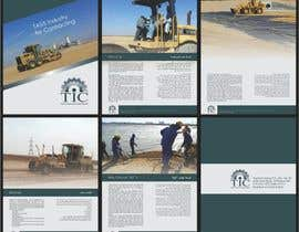 #16 para Company Profile Design for Contracting Company por barinix