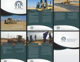 #20 para Company Profile Design for Contracting Company por barinix