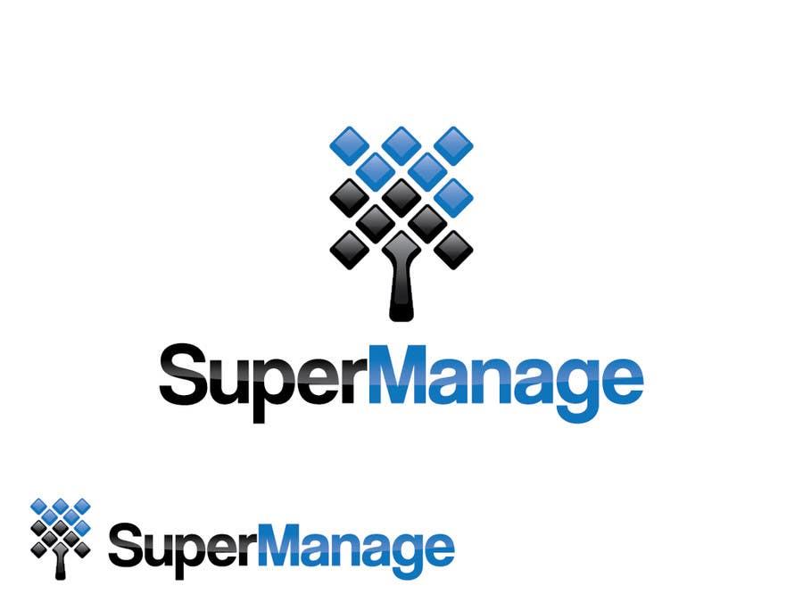 Inscrição nº                                         42                                      do Concurso para                                         Logo Design for SuperManage
