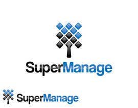 #42 untuk Logo Design for SuperManage oleh winarto2012