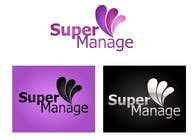 Graphic Design Konkurrenceindlæg #81 for Logo Design for SuperManage