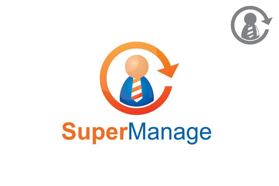 Inscrição nº                                         74                                      do Concurso para                                         Logo Design for SuperManage