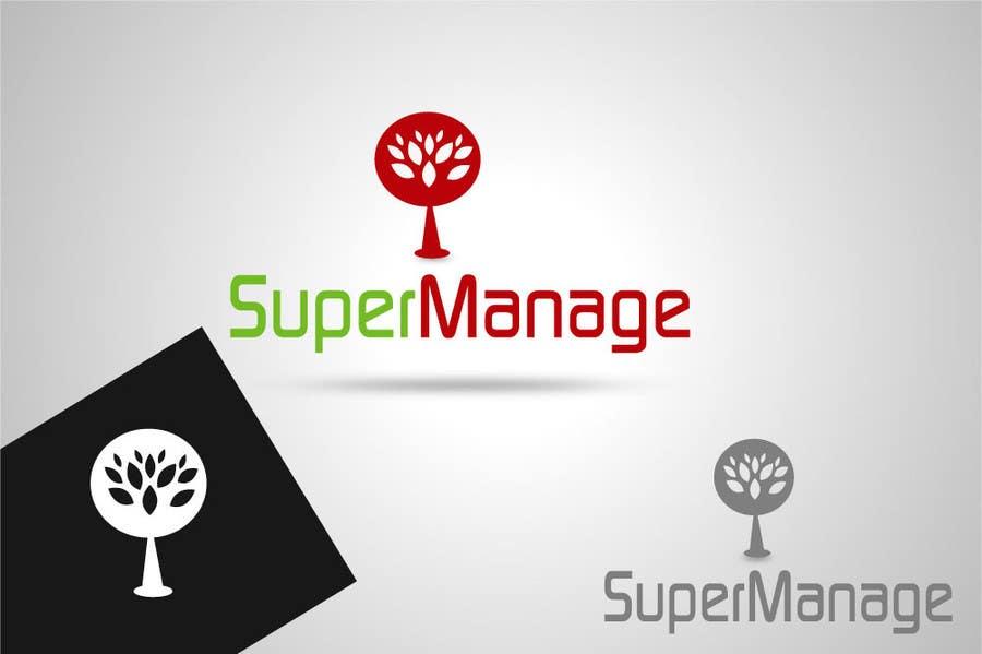 Inscrição nº                                         69                                      do Concurso para                                         Logo Design for SuperManage
