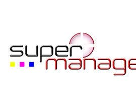 #65 cho Logo Design for SuperManage bởi argpan