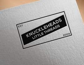 #118 cho KNUCKLEHEADS LITTLE THREADS logo bởi Mondolmn