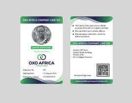 #7 for CREATE EMPLOYEE IDENTIFICATION CARD DESIGN FOR OXO COMPANY LIMITED by mdrifatmiah0101