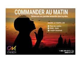 nº 36 pour CAM Morning Prayer Flyer par rkoshakib