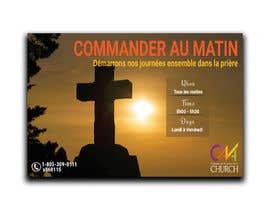 nº 41 pour CAM Morning Prayer Flyer par rkoshakib