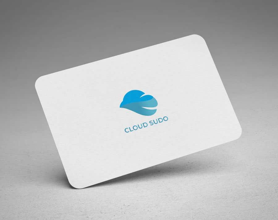 Penyertaan Peraduan #665 untuk Create Logo for a Cloud Solutions Provider