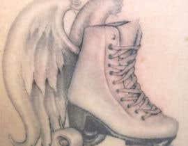 nº 8 pour Tattoo Design par Memosword