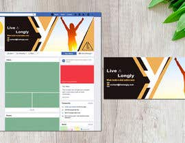 #5 for Create a Facebook banner that shows the brands mission and adds value by lordbeerus3