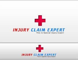 nº 45 pour Logo Design for INJURY CLAIMS EXPERTS par yaseenamin