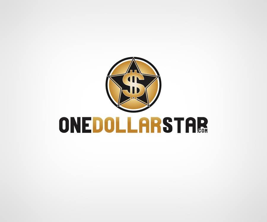 Penyertaan Peraduan #                                        21                                      untuk                                         Logo Design for onedollarstar