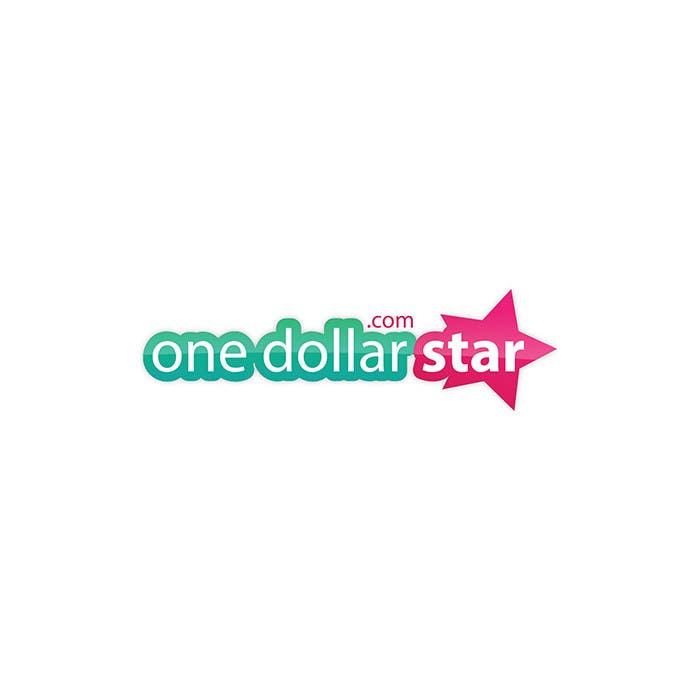 Penyertaan Peraduan #                                        97                                      untuk                                         Logo Design for onedollarstar