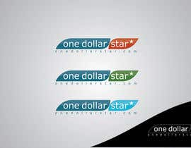 #113 for Logo Design for onedollarstar by kkbharti