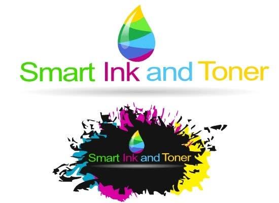 Konkurrenceindlæg #                                        7                                      for                                         Logo Design for smartinkandtoner.com