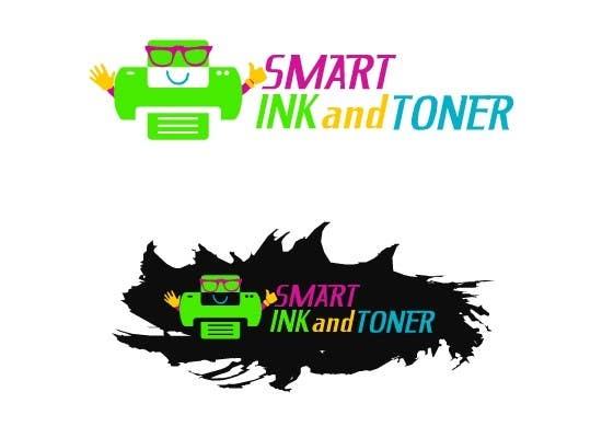 Konkurrenceindlæg #                                        8                                      for                                         Logo Design for smartinkandtoner.com