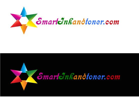 Kilpailutyö #                                        13                                      kilpailussa                                         Logo Design for smartinkandtoner.com