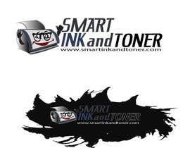 #36 untuk Logo Design for smartinkandtoner.com oleh RoxanaFR