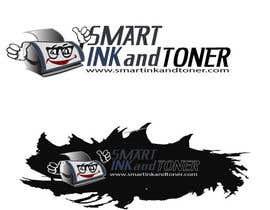 #45 untuk Logo Design for smartinkandtoner.com oleh RoxanaFR