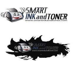 #46 untuk Logo Design for smartinkandtoner.com oleh RoxanaFR