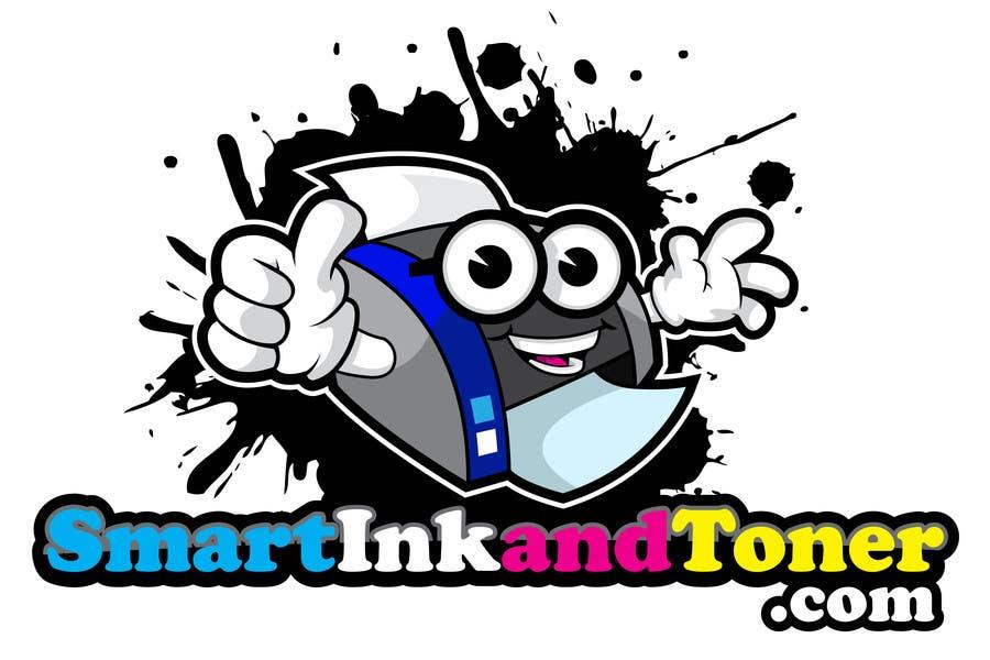 Inscrição nº                                         44                                      do Concurso para                                         Logo Design for smartinkandtoner.com