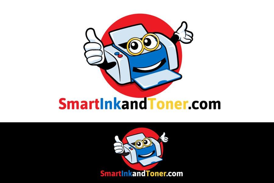 Inscrição nº                                         39                                      do Concurso para                                         Logo Design for smartinkandtoner.com
