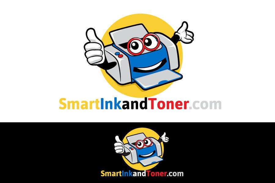 Kilpailutyö #                                        42                                      kilpailussa                                         Logo Design for smartinkandtoner.com