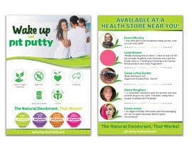 #12 for Create a fun flyer in our brand design by deepakshan