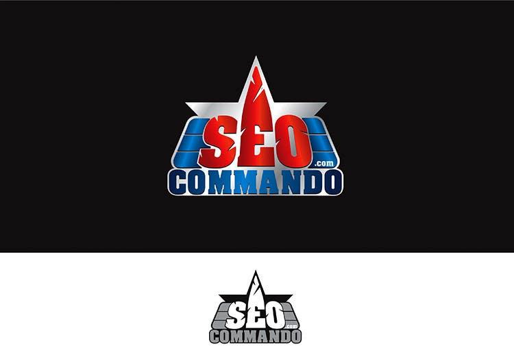Penyertaan Peraduan #119 untuk Logo Design for SEOCOMMANDO.COM