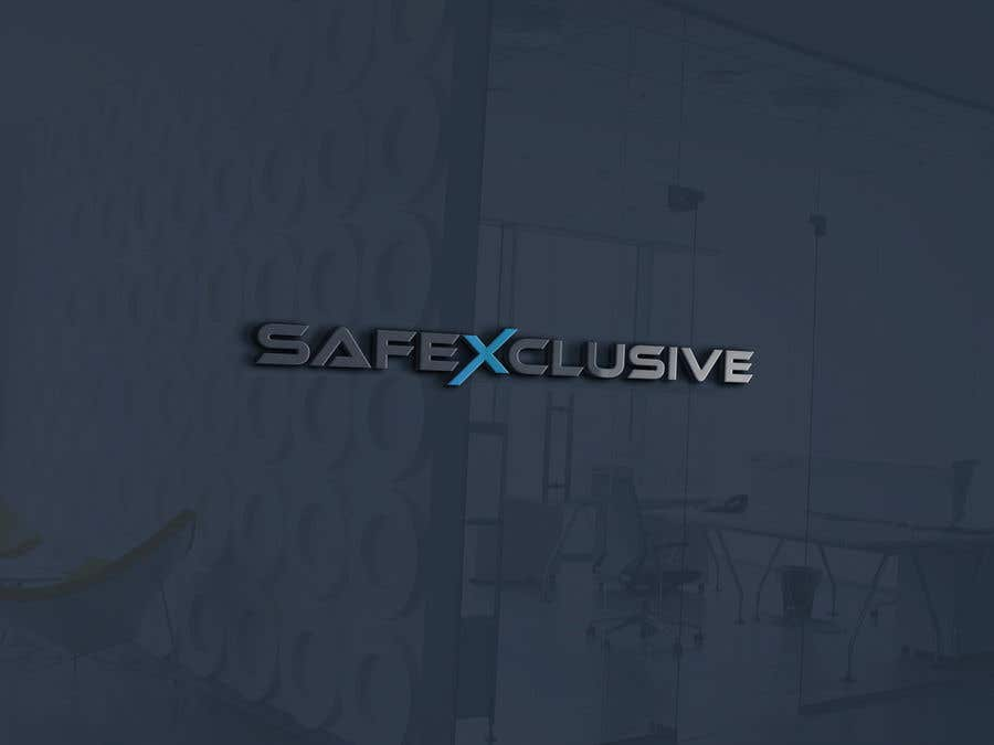 """Bài tham dự cuộc thi #56 cho Design a Logo for Industrial Personal Protective Equipment (PPE) Brand """"Safexclusive"""""""""""