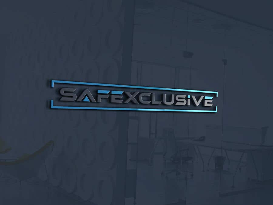 """Bài tham dự cuộc thi #106 cho Design a Logo for Industrial Personal Protective Equipment (PPE) Brand """"Safexclusive"""""""""""