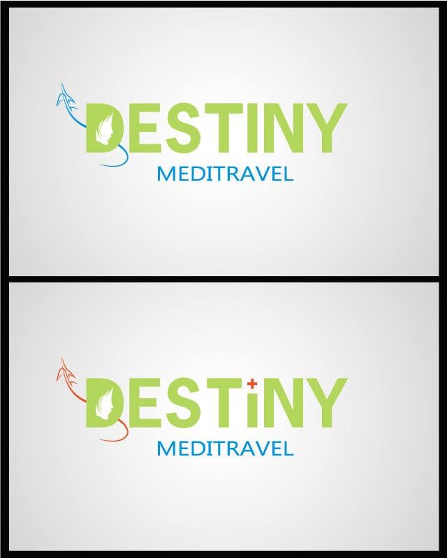 Konkurrenceindlæg #                                        52                                      for                                         Logo Design for Destiny Meditravel