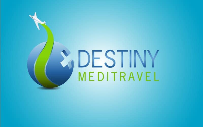 Konkurrenceindlæg #                                        105                                      for                                         Logo Design for Destiny Meditravel