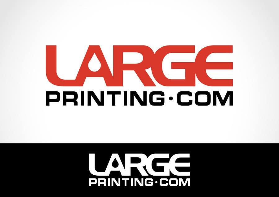 Contest Entry #                                        91                                      for                                         Logo Design for Digital Design, LLC / www.largeprinting.com