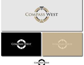 #189 cho Logo Design for Compass West bởi dianabol100