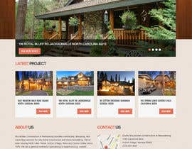 #16 for Website Redesign for Upscale Building Contractor af danangm