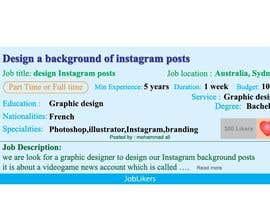 Nro 13 kilpailuun Redesign work page käyttäjältä ROMANBD6