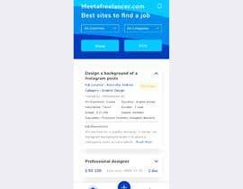 Nro 6 kilpailuun Redesign work page käyttäjältä AriqFikriawan
