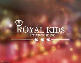 #29 untuk Logo Design for ROYAL KIDS ENTERPRISE INC oleh evanaakter292