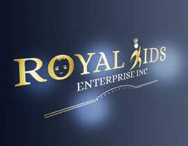 #32 untuk Logo Design for ROYAL KIDS ENTERPRISE INC oleh evanaakter292