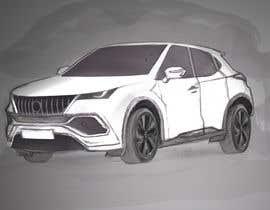 #5 для Car design (mini SUV) от ismailgd