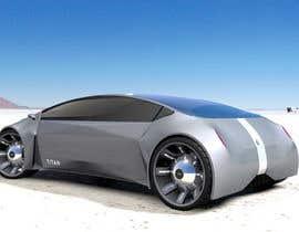 #16 for Car design (mini SUV) af ARTandFASHION
