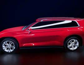 #9 для Car design (mini SUV) от muhammadarshad87