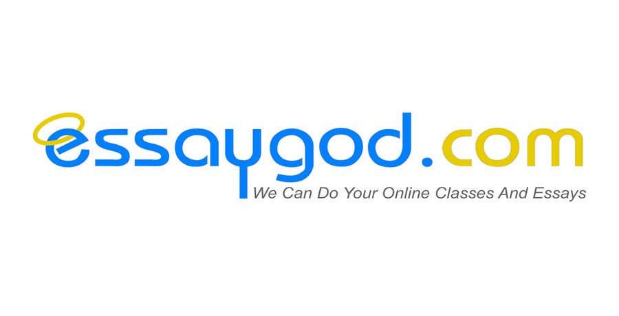 Bài tham dự cuộc thi #                                        29                                      cho                                         Design a Logo for essaygod.com thank you