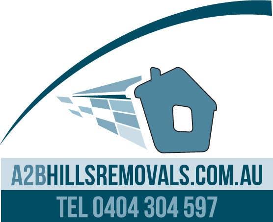 Kilpailutyö #                                        17                                      kilpailussa                                         Logo Design for a furniture removals company