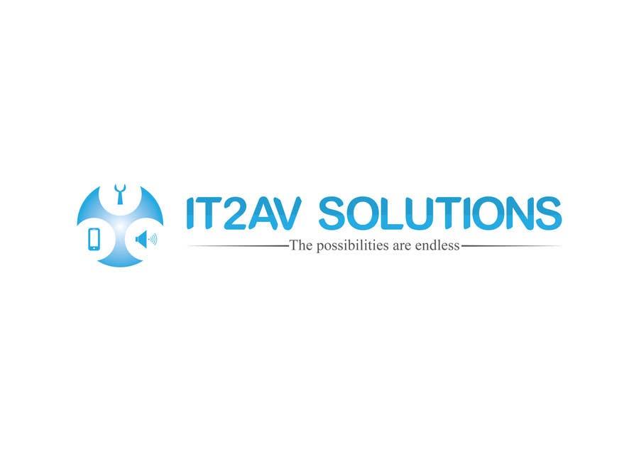Konkurrenceindlæg #                                        22                                      for                                         Logo Design for IT company